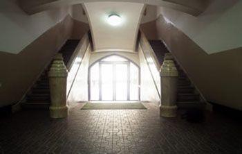 旧エントランスホール(1階)
